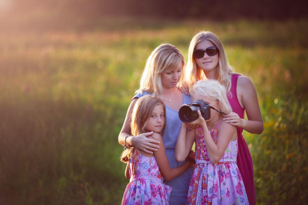 ako fotiť deti, ako fotiť digitálnou zrkadlovkou